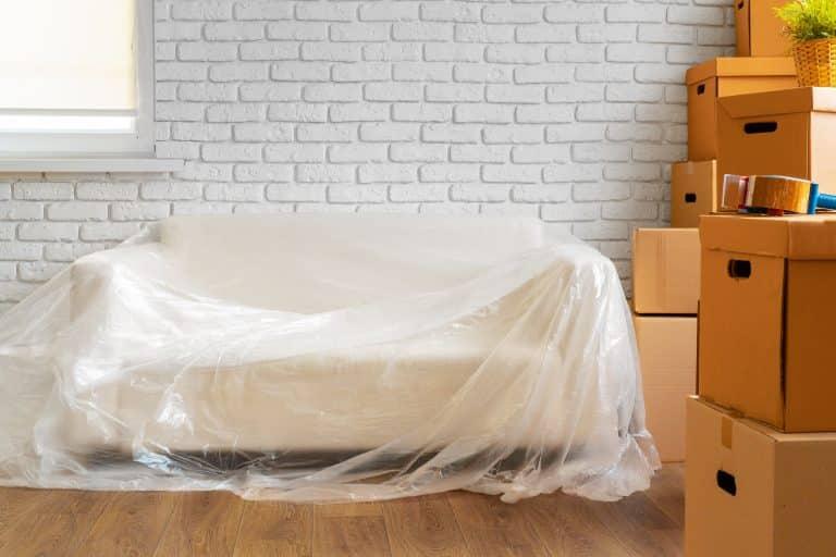 Como embalar los muebles de forma adecuada