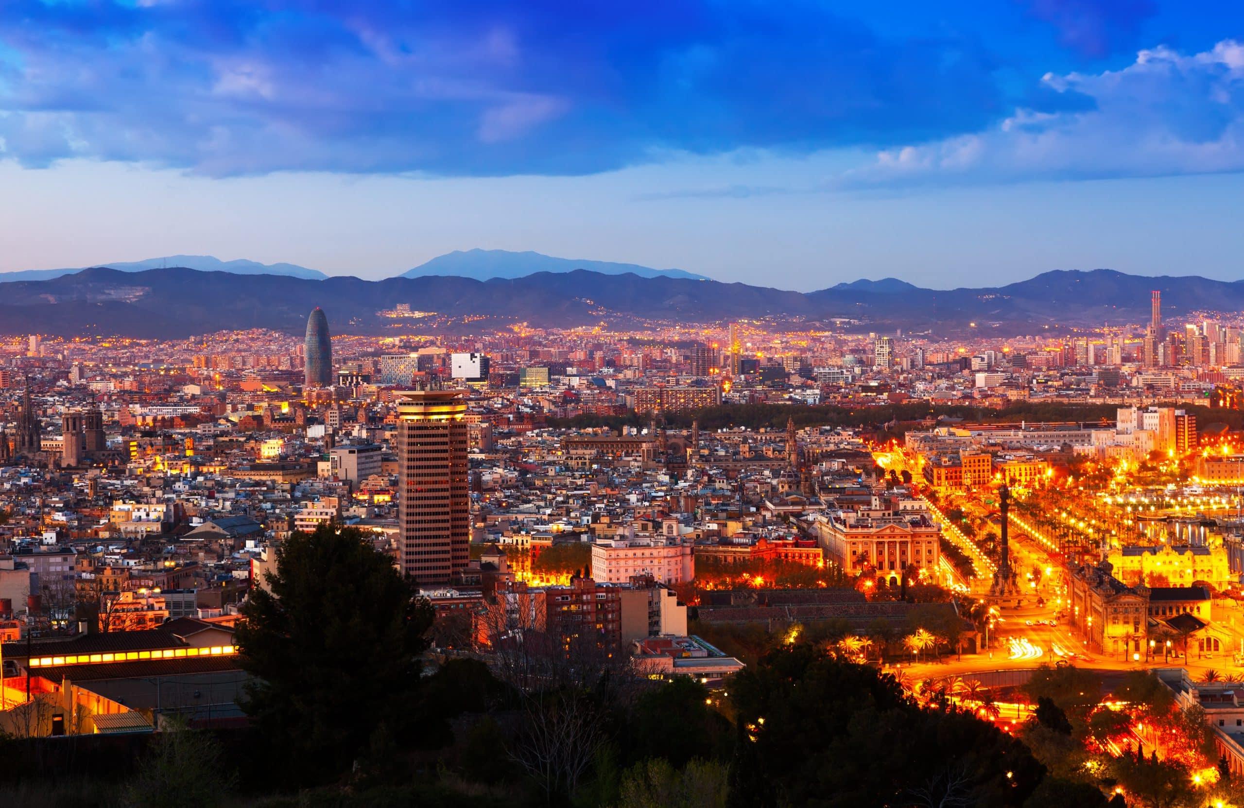 mejores zonas para vivir en Barcelona