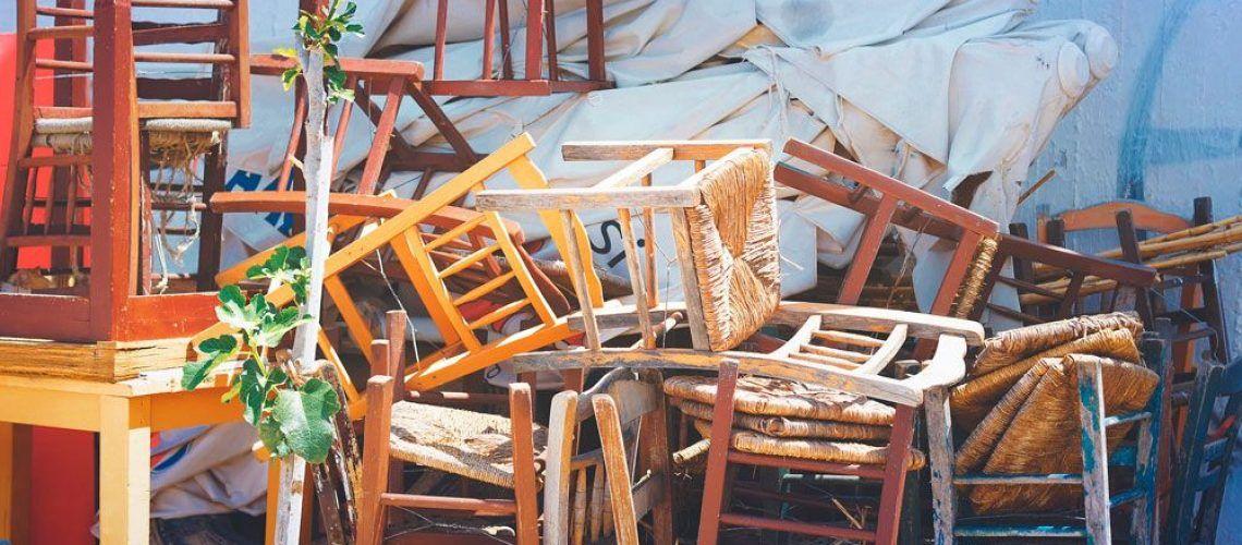 recogida de muebles gratis en Barcelona